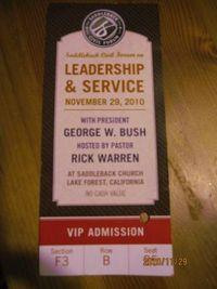Geroge W Bush 031