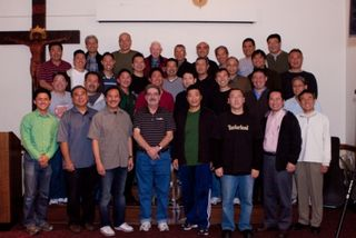 Pastors' Retreat 2011-3