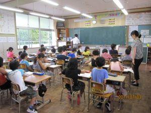 日本の夏 1 キャノン 136