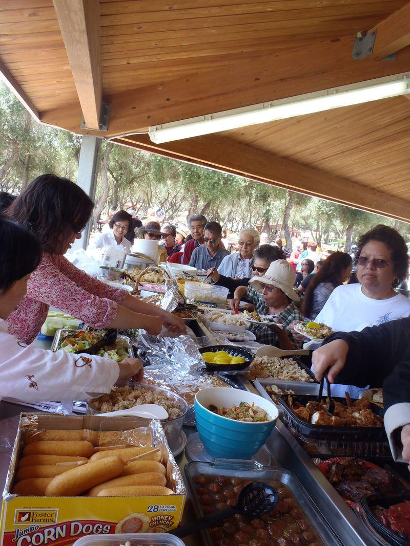 Memrial church picnic Kou BD 145